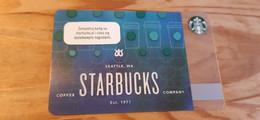 Starbucks Gift Card Poland - 2017 0480 - Gift Cards