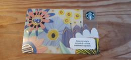 Starbucks Gift Card Poland - 2017 0416 - Gift Cards