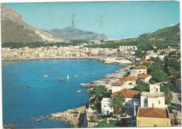AA2952 Palermo - Sferracavallo - Panorama / Viaggiata 1972 - Palermo