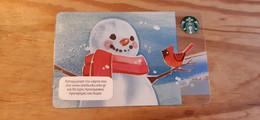 Starbucks Gift Card Greece - 2014 6100 Christmas - Gift Cards