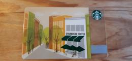 Starbucks Gift Card Greece - 2015 6111 - Gift Cards