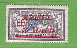 MiNr.30 X (o.g.) Deutschland Deutsche Abstimmungsgebiete Memelgebiet - Klaipeda