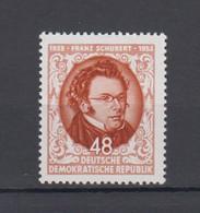 DDR  1953  Mich.Nr.404 ** Geprüft Schönherr BPP - Ungebraucht