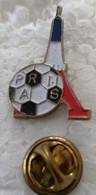 Pin's - Ville - PARIS - Tour Eiffel - (Cl 2) - - Cities