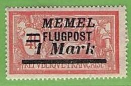 MiNr.99 X  Deutschland Deutsche Abstimmungsgebiete Memelgebiet - Klaipeda