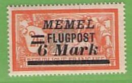 MiNr.106 X  Deutschland Deutsche Abstimmungsgebiete Memelgebiet - Klaipeda