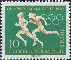 10855 Mi Nr. 747 DDR (1960) Postfrisch - Ungebraucht