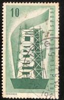 Deutsche Bundespost - C2/41 - (°)used - 1956 - Michel 241 - Europa - Steiger - Gebraucht