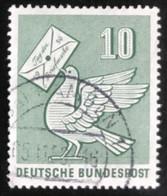 Deutsche Bundespost - C2/41 - (°)used - 1956 - Michel 247 - Dag Van De Postzegel - Gebraucht