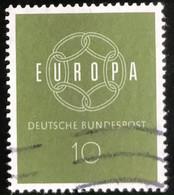 Deutsche Bundespost - C2/41 - (°)used - 1959 - Michel 320 - Europa - Ketting - Gebraucht