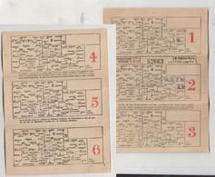 NURNBERG  Carte Transports Publiques  1917 - Other
