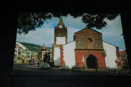 33499-                      FUNCHAL MADEIRA, CATEDRAL / Auto / Car / Coche / Voiture - Madeira
