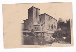 Jolie CPA Langély, Charente, édit. Barraud, Angoulême - Altri Comuni