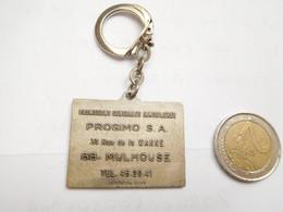 Beau Porte Clés , Immobilier Progimo SA à Mulhouse , Haut Rhin - Key-rings