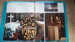 De Gaulle,les Beatles,cadeau De Chagal à Israel ,extrait De Page De Paris Match - Historical Documents