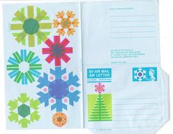LF 18, Aerogramme Air Letter, Weihnachten, Ungebraucht (5440) - Covers & Documents
