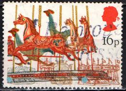 GRAN BRETAGNA - 1983 - GIOSTRA - FIERA DI SAN BARTOLOMEO A SMITHFIELD DI LONDRA - USATO - Used Stamps