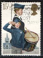 GRAN BRETAGNA - 1982 - SCOUTS - BOY'S BRIGATE - CAROL BADEN-POWELL - USATO - Used Stamps