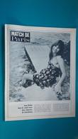 James Birkin ,extrait De Page De Paris Match - Historical Documents