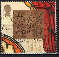 GRAN BRETAGNA - 1999 - MILLENNIUM - CHRISTIANS - JOHN WESLEY - FOUNDER OF METHODISM - USATO - Used Stamps
