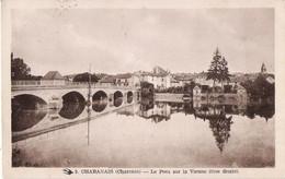 16 -  CHABANAIS - Pont Sur La Vienne - Altri Comuni