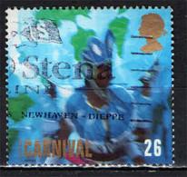 GRAN BRETAGNA - 1998 - CARNIVAL - CARNEVALE DI NOTTINGH HILL A LONDRA - USATO - Used Stamps
