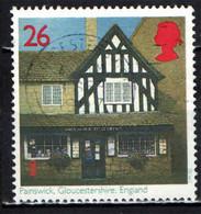 GRAN BRETAGNA - 1997 - ANTICHI UFFICI POSTALI: GLOUCHESTERSHIRE - USATO - Used Stamps