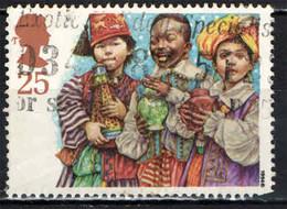 GRAN BRETAGNA - 1994 - NATALE - BAMBINI - I TRE RE MAGI - TREE KINGS - USATO - Used Stamps
