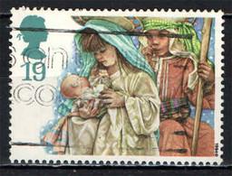 GRAN BRETAGNA - 1994 - NATALE - BAMBINI - LA SACRA FAMIGLIA - USATO - Used Stamps