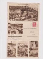 MARBRES DU BOULONNAIS HYDREQUENT - RINXENT (P D C) Pour COUSOLRES (NORD) 1951 - 1950 - ...