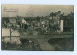 T7129/ La Bassee Zerstört  Foto AK Frankreich 1. Weltkrieg  Ca.1915 - Unclassified