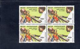 MEN - 1977 Rep. Centroafricana - Giornata Mondiale Della Salute - Other