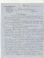 202-Laisné De La Couronne & R.Le Tellier & Co..Commission-Agences...Port-Louis  Mauritius-Ile Maurice..1871 - Other