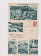 MARBRES DU BOULONNAIS HYDREQUENT - RINXENT (P D C) Pour COUSOLRES (NORD) 1950 - 1950 - ...