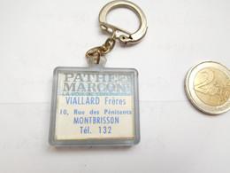 Beau Porte Clés , Télévision Pathé Marconi , Viallard Frères à Montbrison , Loire - Key-rings