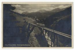 Chur Arosa Bahn, Bahnpost - Trains