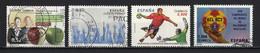 Espagne 2013 : Timbres Yvert & Tellier N° ???? ( 10 Timbres Oblitérés ). VOIR PHOTOS. - 2011-... Usati