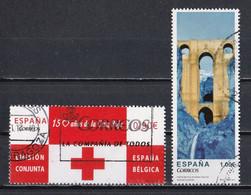 Espagne 2013 : Timbres Yvert & Tellier N° ???? ( 6 Timbres Oblitérés ). VOIR PHOTOS. - 2011-... Usati