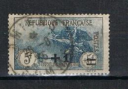 Timbre Français N° 169 Au Profit Des Orphelins De Guerre  Oblitéré - Gebraucht