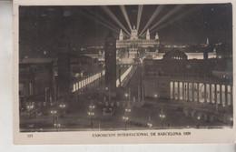 Barcelona Exposicion Internacional 1929 Entrada - Barcelona