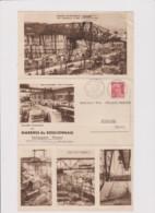 MARBRES DU BOULONNAIS HYDREQUENT - RINXENT (P D C) Pour COUSOLRES (NORD) 2 Mai 1951 - 1950 - ...