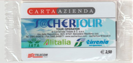 55-Carta Azienda-J@Chertour-Nuova In Confezione Originale - Unclassified