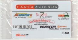 56-Carta Azienda-Gori Raffaello-Nuova In Confezione Originale - Unclassified