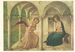 Beato Angelico - Verkündigung - Paintings