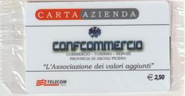 57-Carta Azienda-Confcommercio-Nuova In Confezione Originale - Unclassified