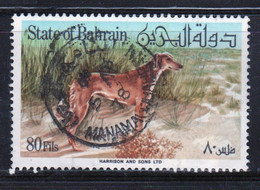 Bahrain 1977 Single 80 Fils  Stamp From Definitive Set In Fine Used - Bahrein (1965-...)
