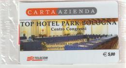 62-Carta Azienda-Top Hotel Park Bologna-Nuova In Confezione Originale - Unclassified