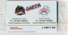 73-Carta Alberghi-Garda-Nuova In Confezione Originale - Unclassified