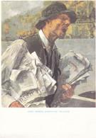 Pittura - Giovanni Boldini - Il Giornalaio - Fg Nv - Paintings
