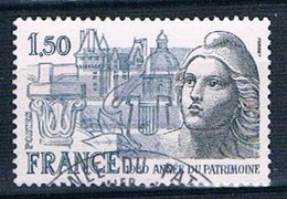 1980 YT 2092 - Used Stamps